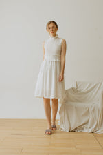 Giselle Dress White