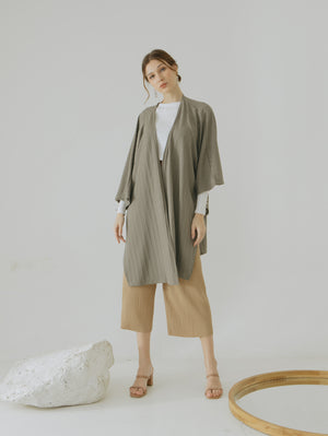 Zenn Brown Batwing Outer