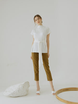 Load image into Gallery viewer, Veyn Belt Pants