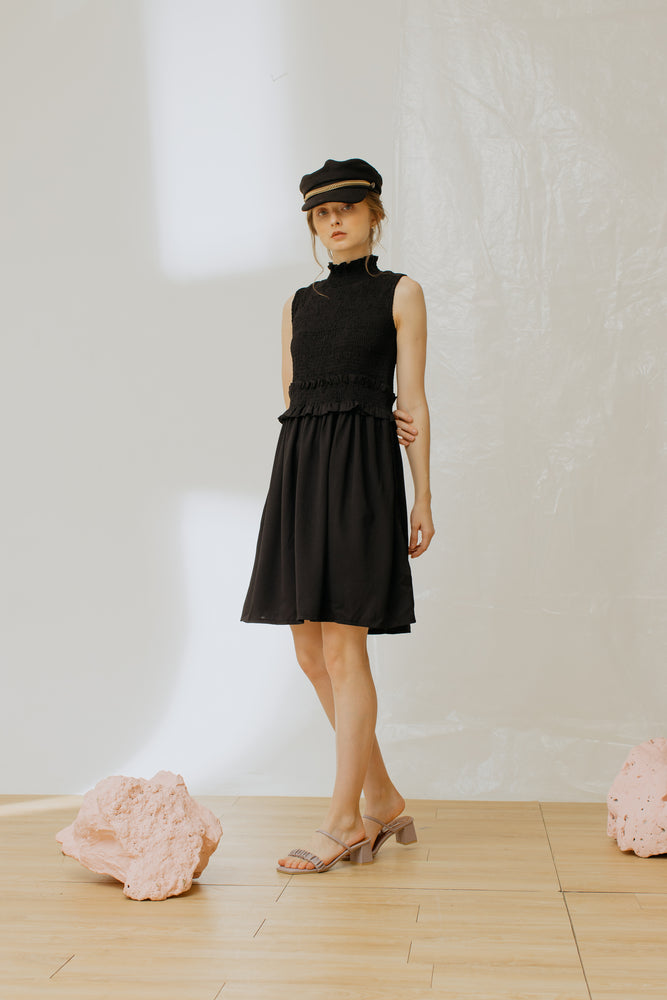 Giselle Dress Black