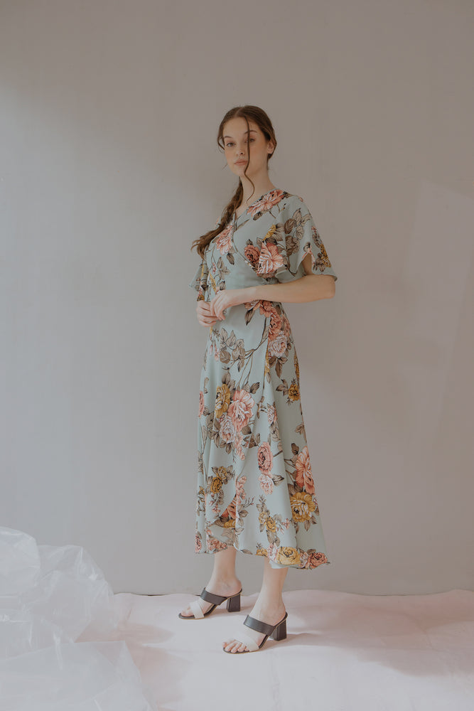 Load image into Gallery viewer, Joena Dress in Tosca