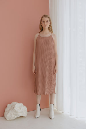 Load image into Gallery viewer, Amicale Pink Dress