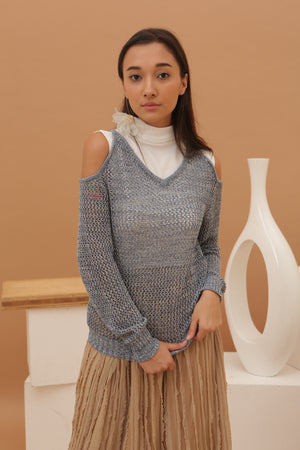 Load image into Gallery viewer, Lana Waffle Knit Top