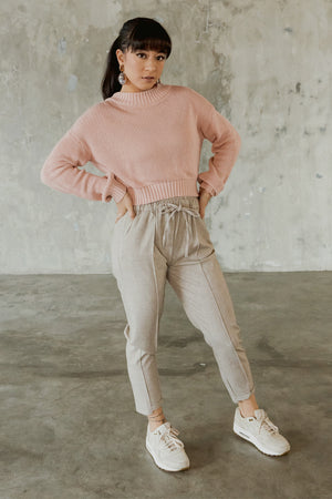 Load image into Gallery viewer, Ivalera Pink Sweater