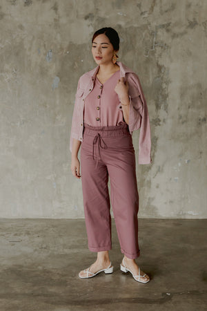 Load image into Gallery viewer, Isabel Levina Pink Pants