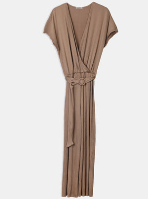 Orela Pleats Jumpsuit