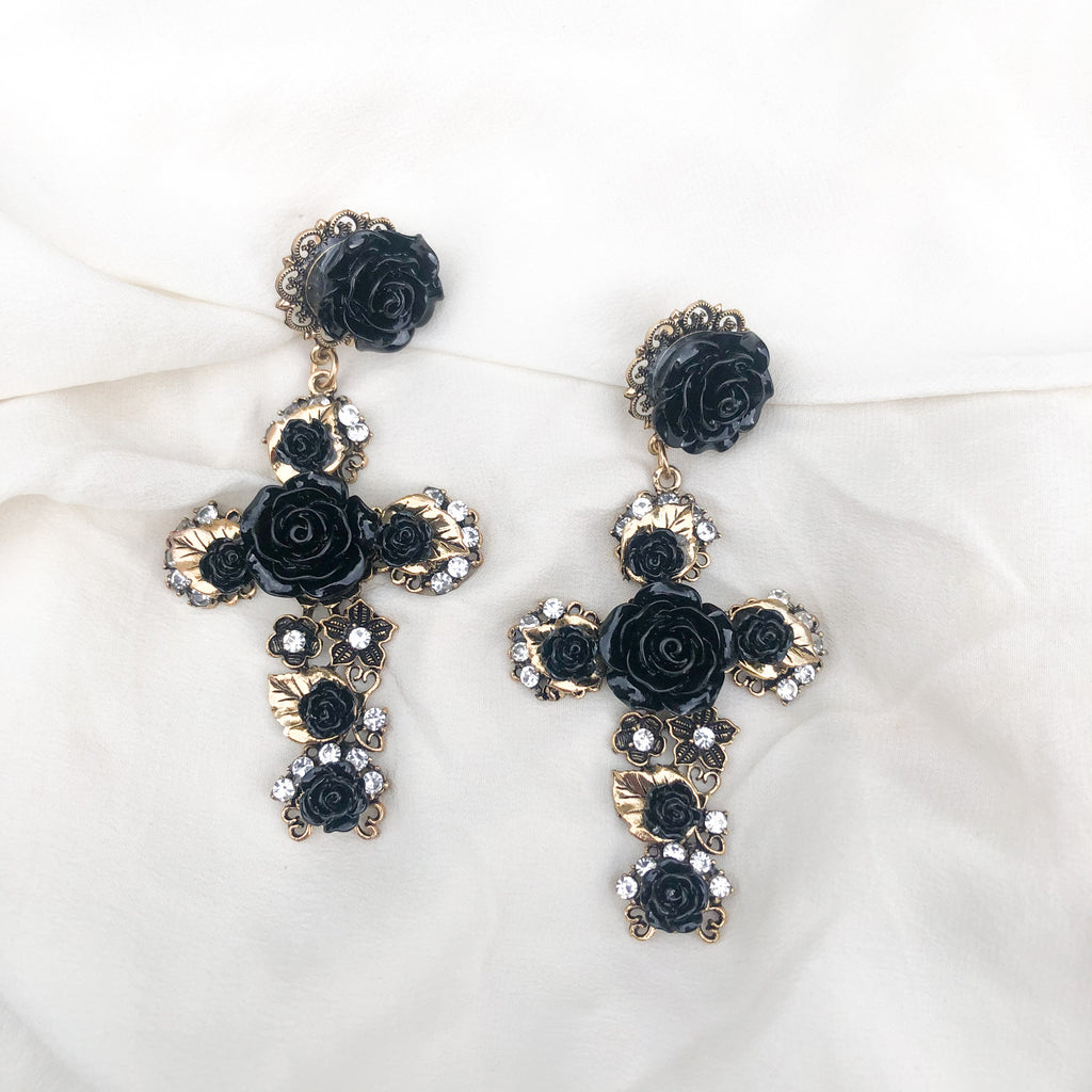 Las Cruces - Black