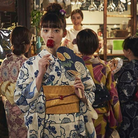 A Short (But essential!) Guide to Wearing a Yukata