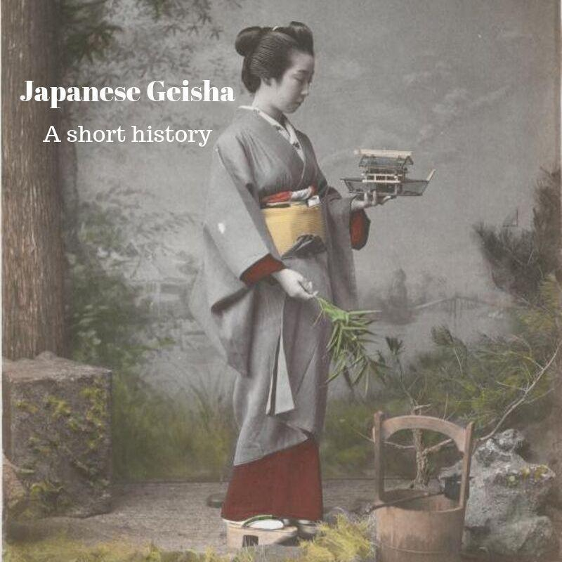 Japanese Geisha's contribution to Japanese Culture
