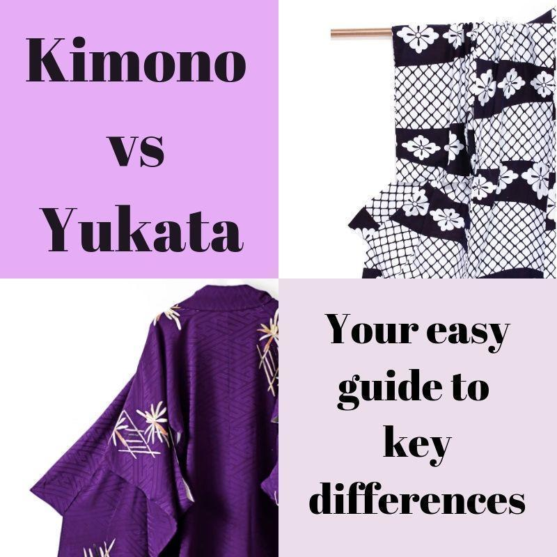kimono vs yukata - your guide to key differences