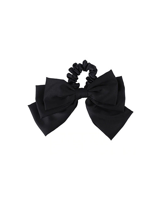 Large Satin Hair Bow
