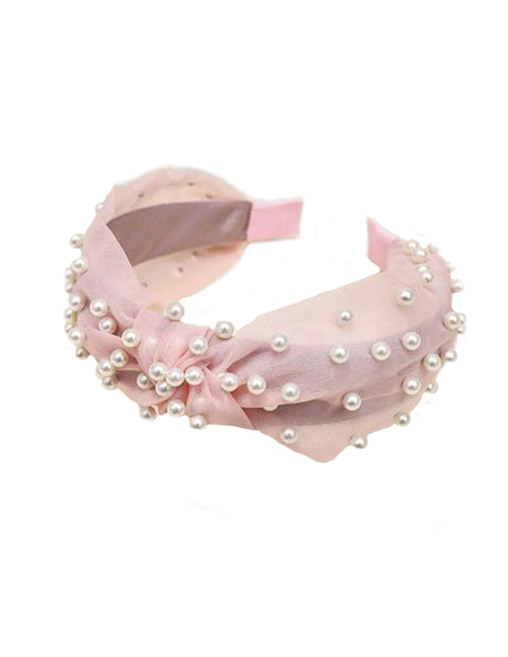 Pearl Embellished Headband