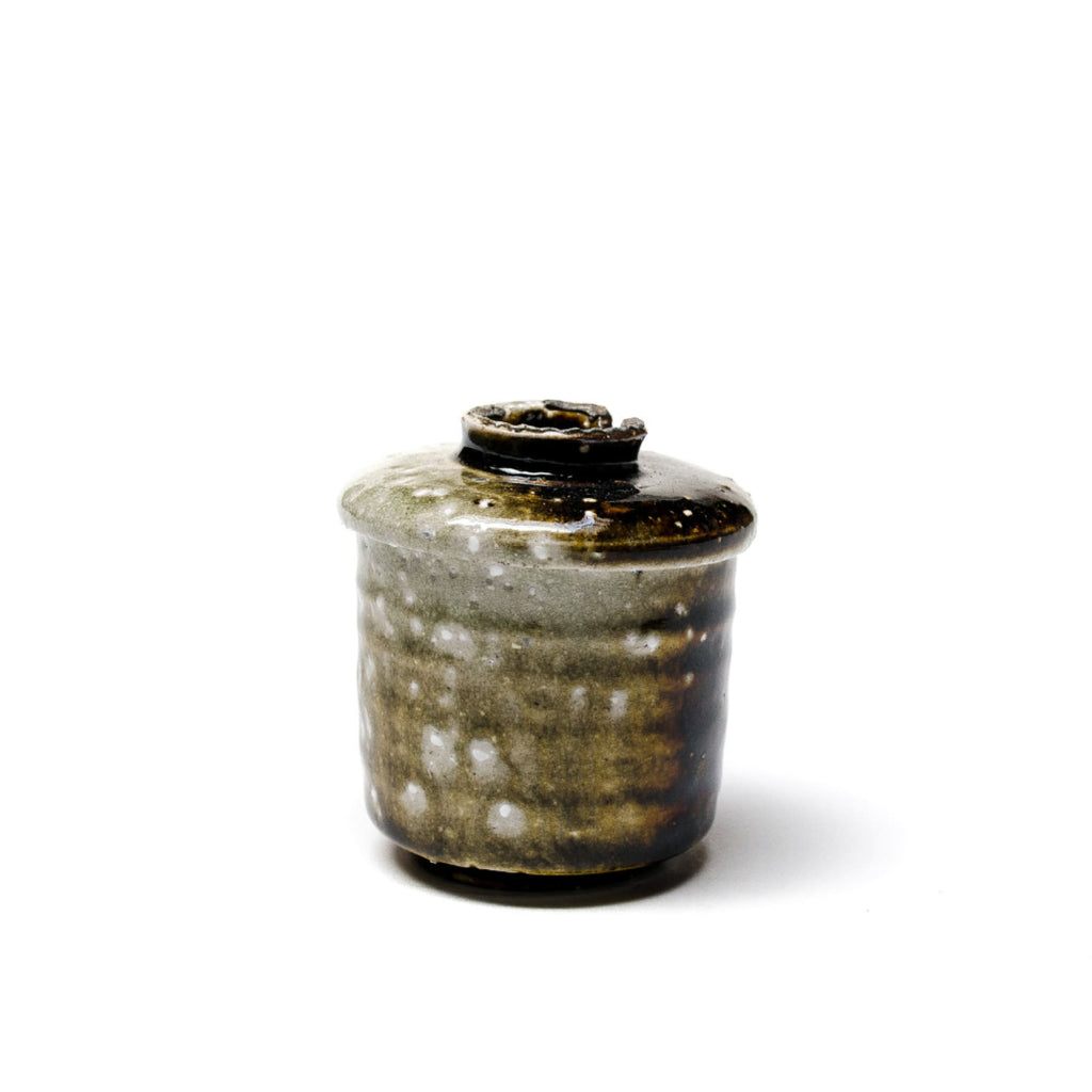 Handmade Pottery | Lidded Cup