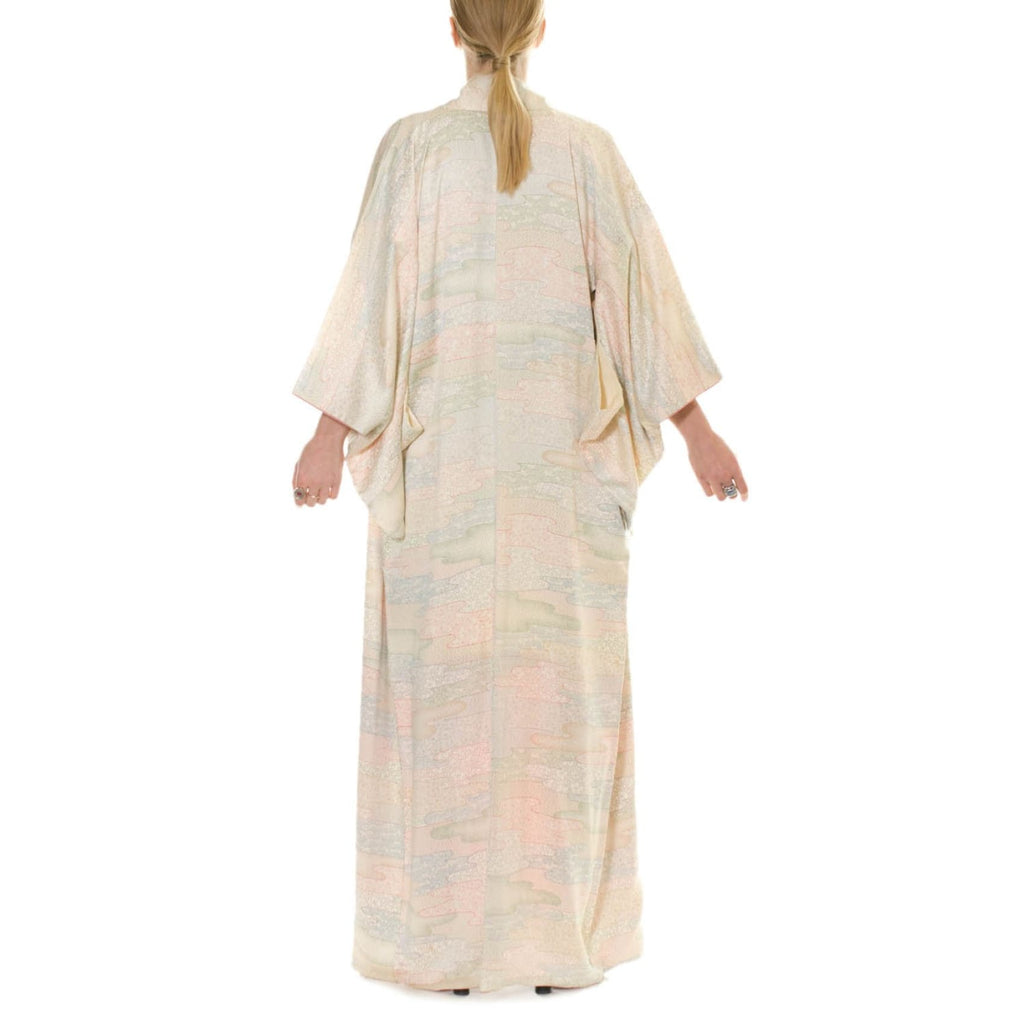 Japanese Silk Robe