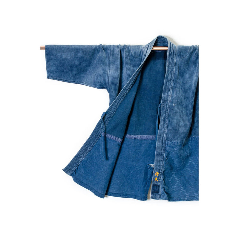 Navy Cotton Kendo Jacket