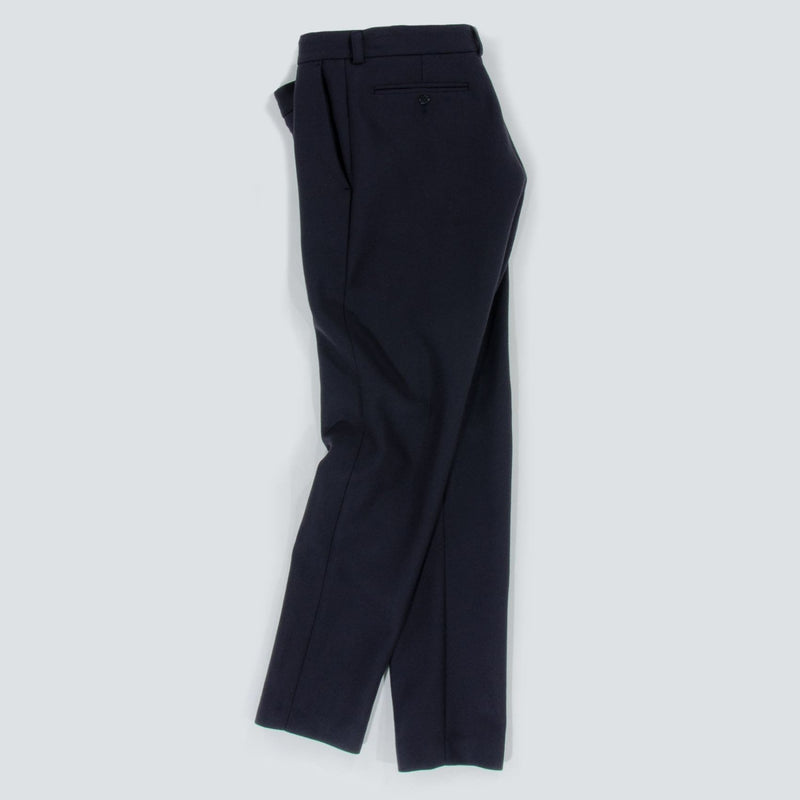 Northern Archive Blue Wool Gentlemens Trousers