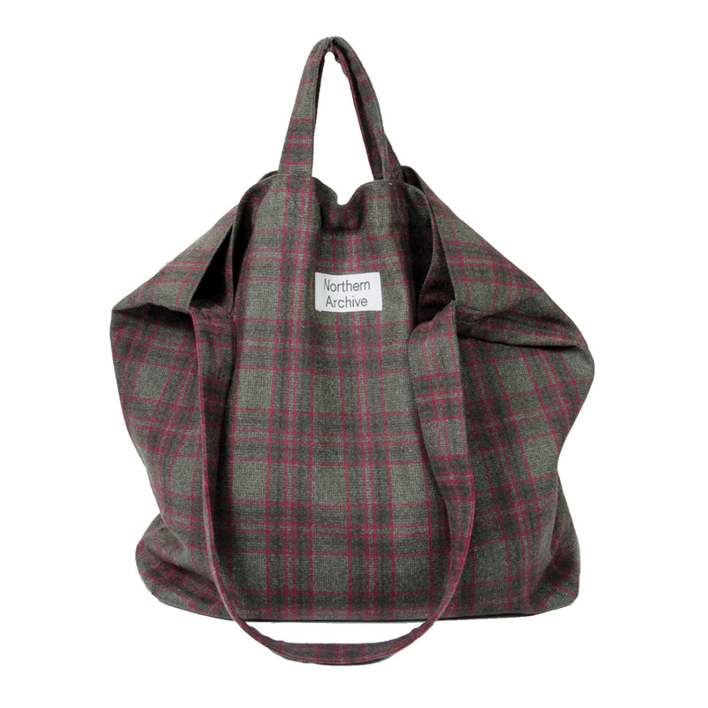 Northern Archive Woolen Shopper