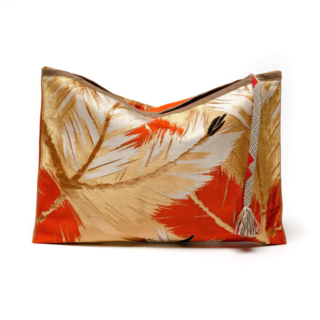 Silk Clutch Bag