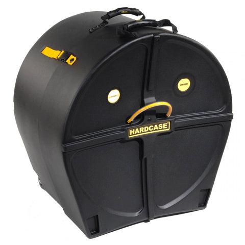 "Standard Black 22"" Bass Drum Case"