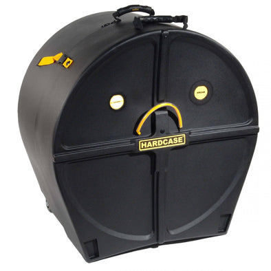 "Standard Black 24"" Bass Drum Case"