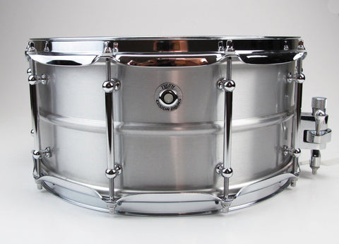 TRUTH DRUMS 14X6.5 1 MIL ALUMINUM SHELL, CHROME HARDWARE