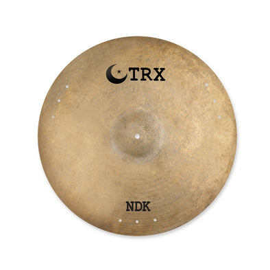 "TRX NEW DRK 19"" CRASH RIDE CYMBAL"