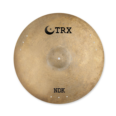 "TRX NEW DRK 20"" CRASH RIDE CYMBAL"