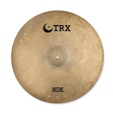 "TRX NEW DRK  21"" CRASH RIDE CYMBAL"
