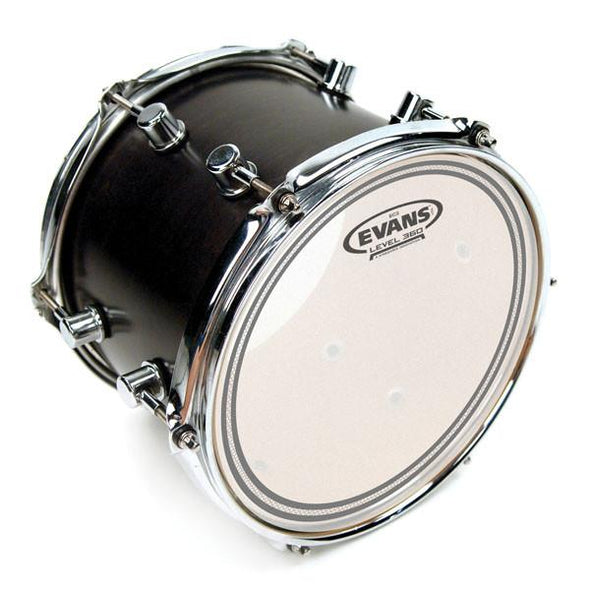 "Evans EC2 13"" Frosted Drum Head"