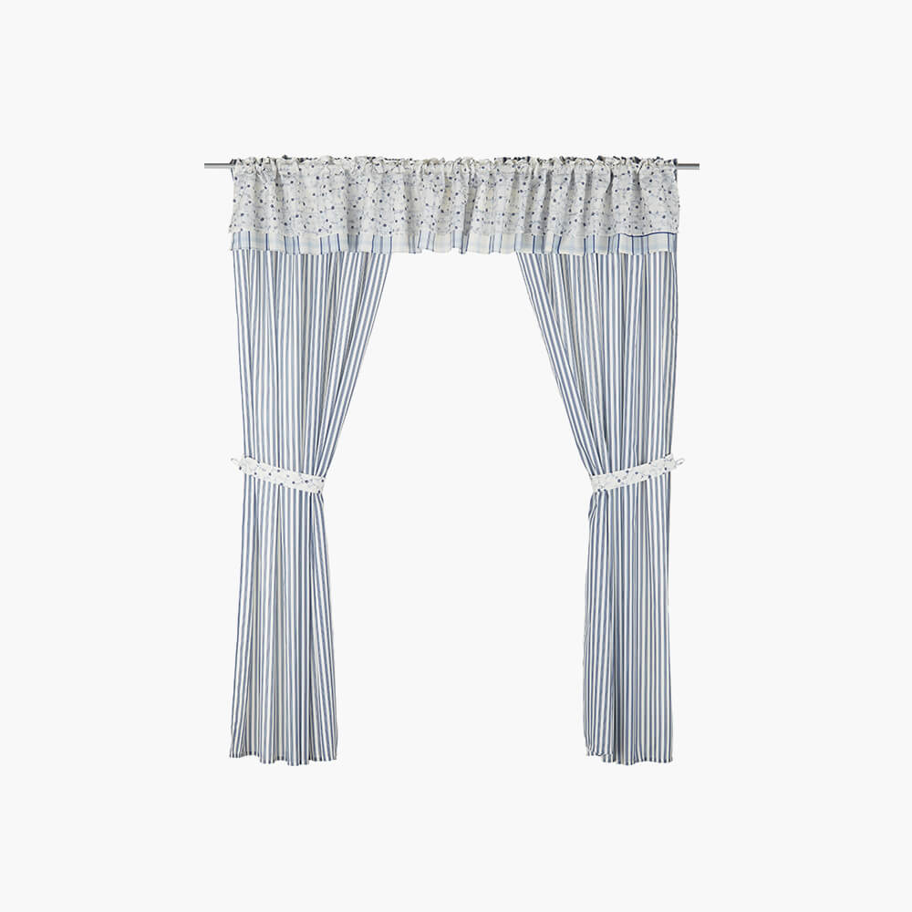 Eyelet Polyster Curtain