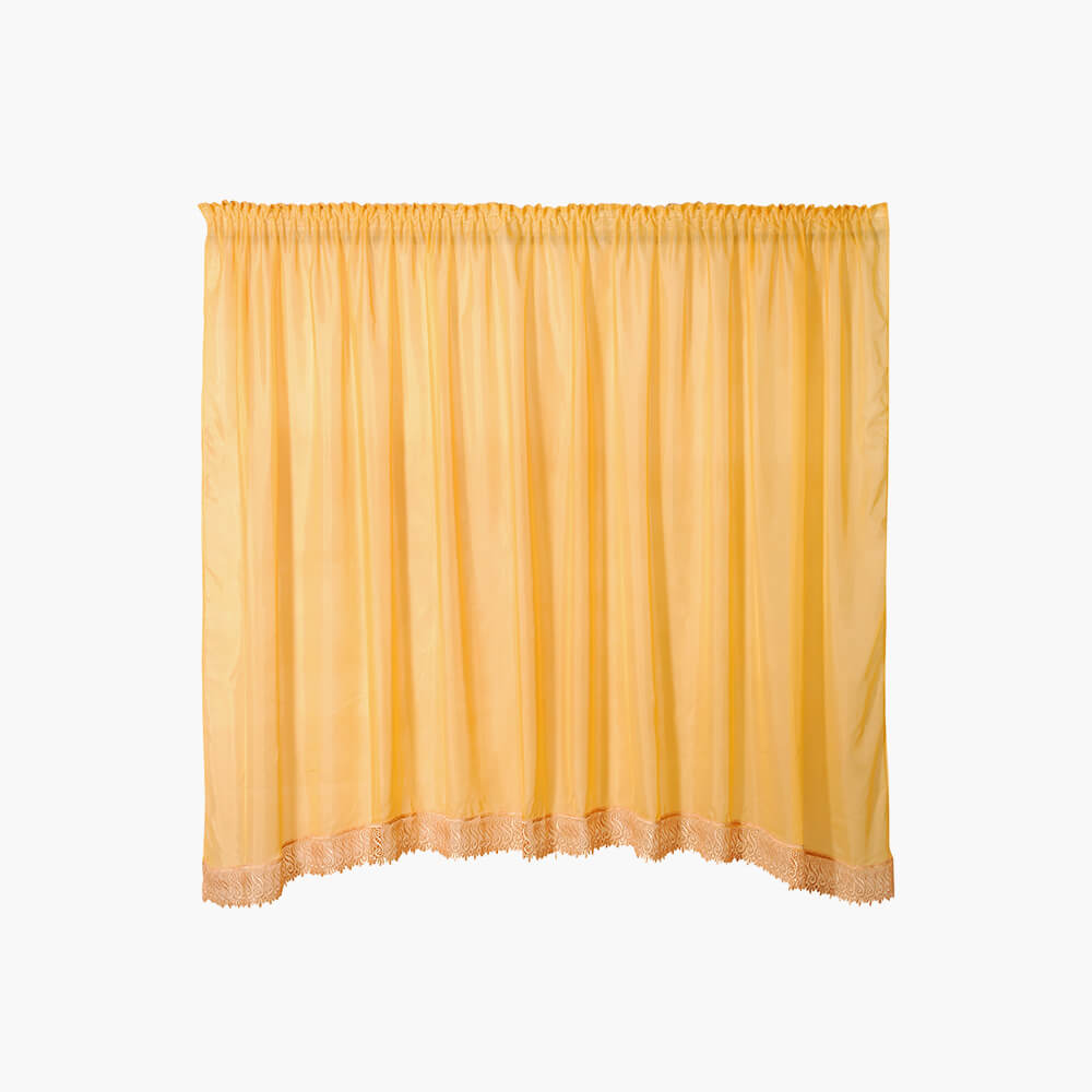 Polyester Window Curtain