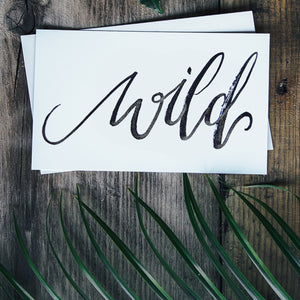 Brush Lettering Printable Workbook
