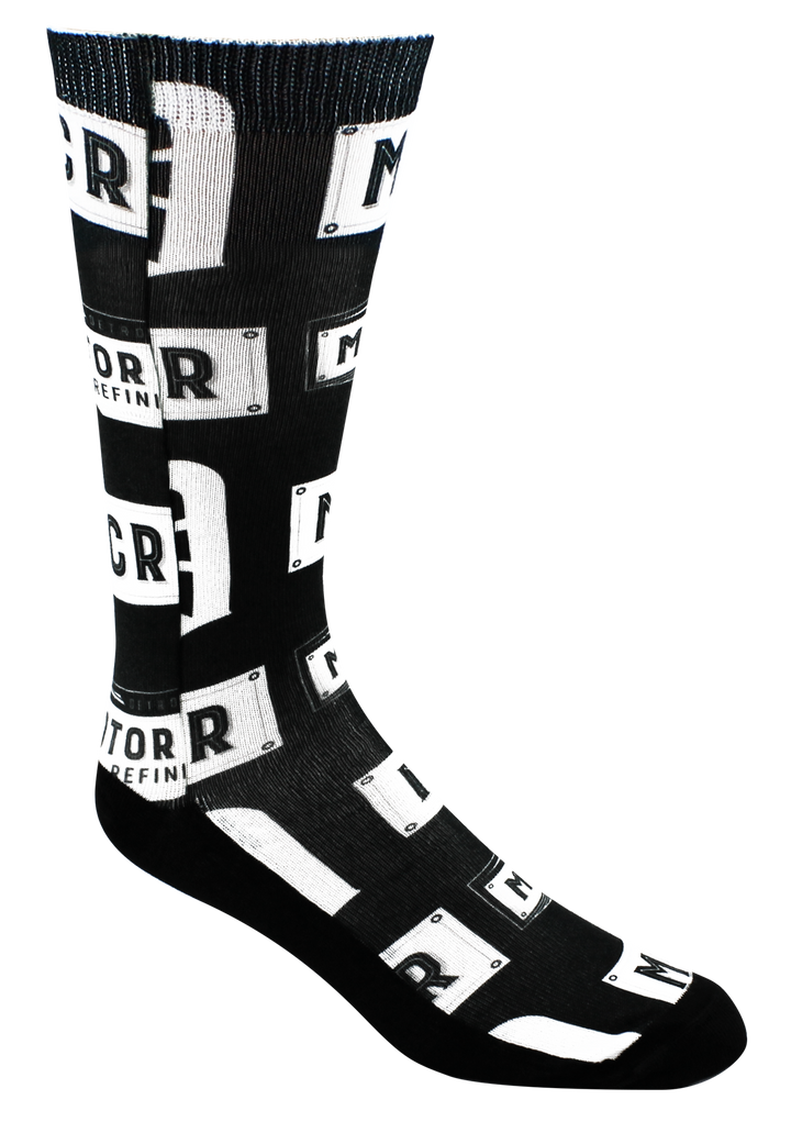Motor City Refinish Logo Tall Socks