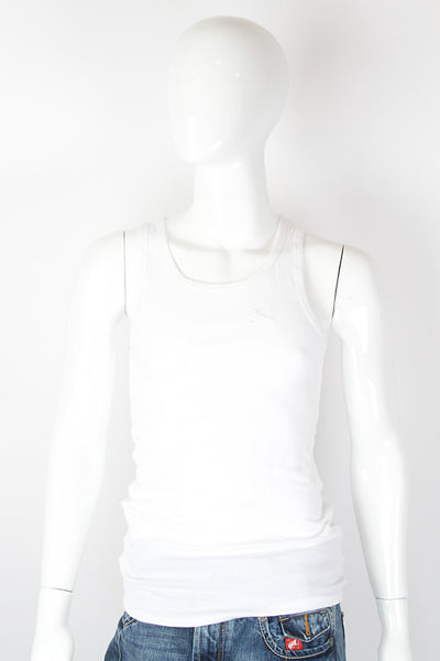 Parasuco Private Parts White Signature Chimera Tank Top Undershirt Mens Tank Tops DUSK Deals