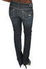 Parasuco 8031PRJ Extra Low Rise Slim Fit Blue Narrow Leg Ladies Jeans Ladies Jeans DUSK Deals - 2