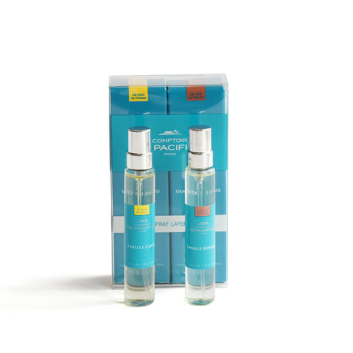 Comptoir Sud Pacifique Travel Spray Layering Duo