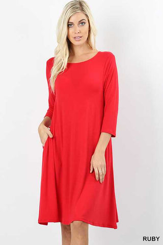 Holly T Shirt Dress