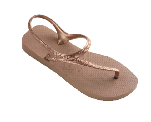 Flash Urban Sandal in Rose Gold