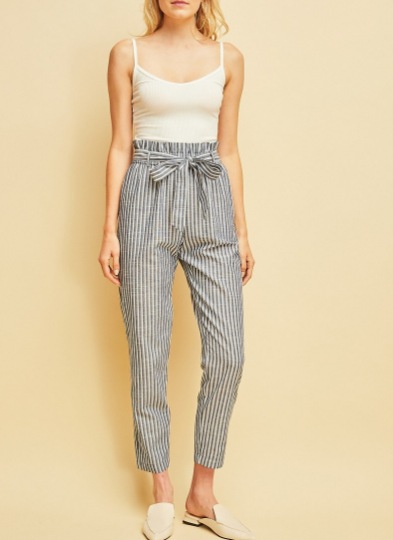 Jana Striped Pant