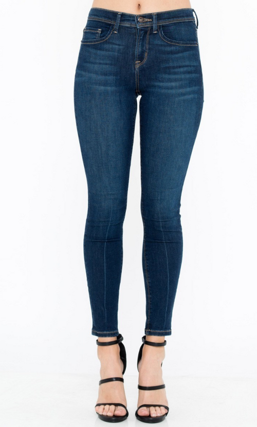 Millie High Rise Dark Rinse Jean