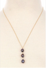 Millie Genuine Pearl Drop Necklace