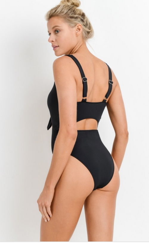 Katie Cut Out One-piece Swimsuit
