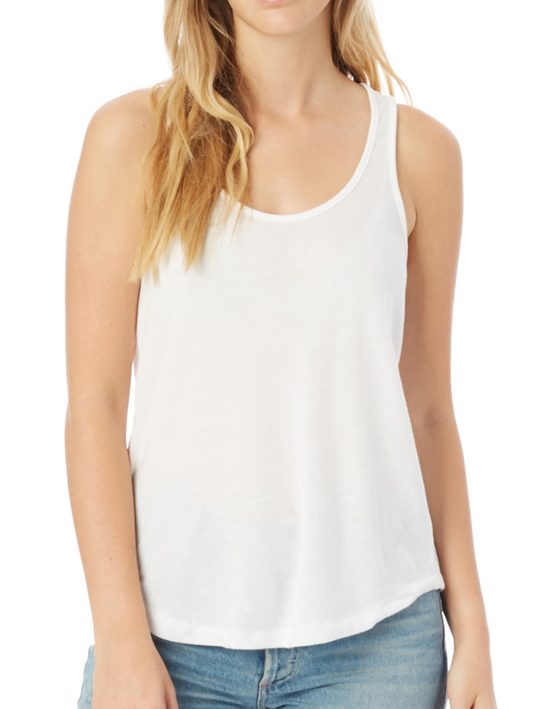 Backstage Vintage Jersey Tank Top