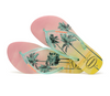 WOMEN'S SLIM PAISAGE FLIP FLOPS PALM TREE