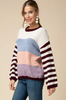 Brianne Striped Sweater