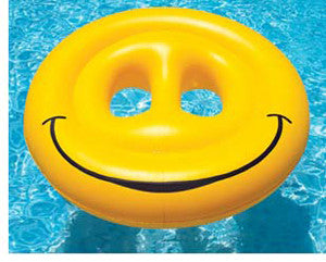 Smiley Face Float