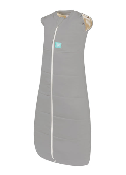 ergoCocoon Hybrid Swaddle / Sleeping Bag: 2.5 Tog (Grey)