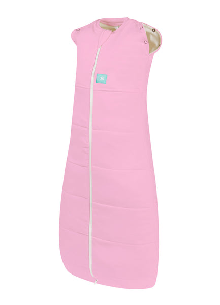 ergoCocoon Hybrid Swaddle / Sleeping Bag: 2.5 Tog (Pink)