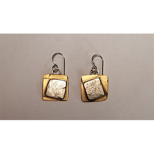 Square On Square earrings