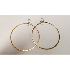 Renee's Hoop earrings